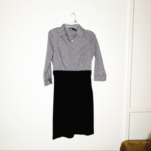 AMERICAN LIVING long sleeve dress. Size 6